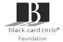 The Black Card Circle® Foundation, Inc. Logo